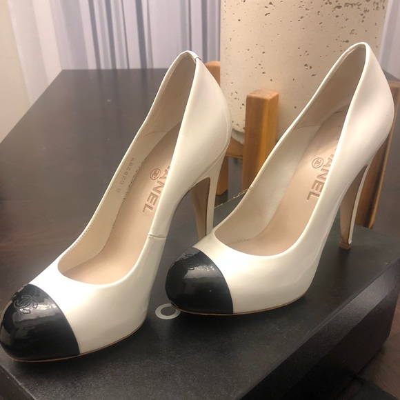 CHANEL Shoes | Chanel Patent Leather